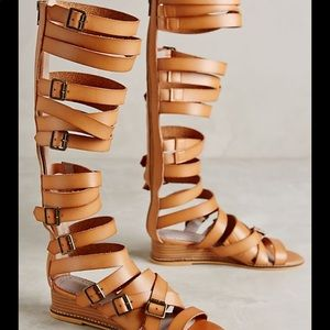 Anthropologie Farylrobin gladiator sandals